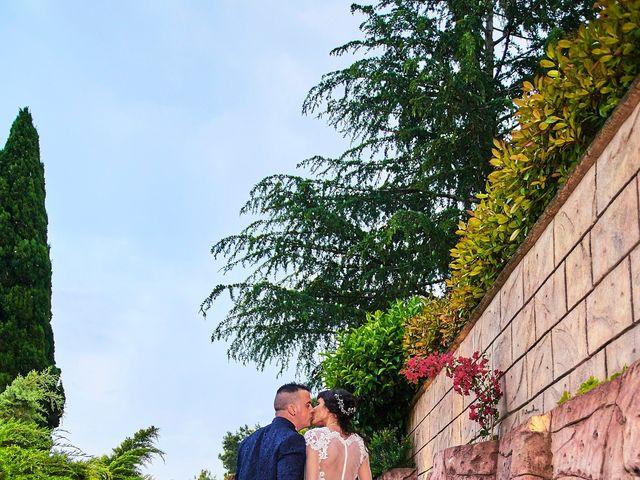 La boda de Jesús y María en Sentmenat, Barcelona 60