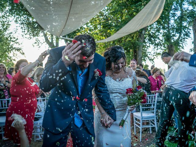 La boda de Rocío y Vicente