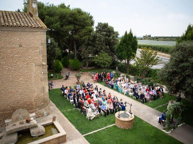 La boda de Carles y Patri en Lleida, Lleida 21