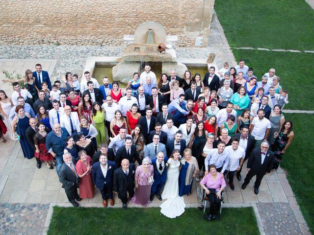 La boda de Carles y Patri en Lleida, Lleida 28