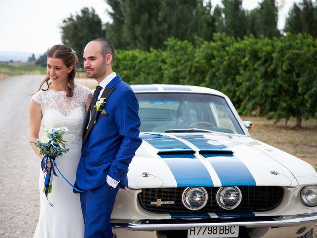 La boda de Patri y Carles