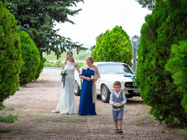 La boda de Carles y Patri en Lleida, Lleida 19