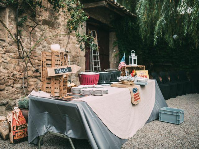 La boda de Ricky y Elizabeth en Perafita, Barcelona 2
