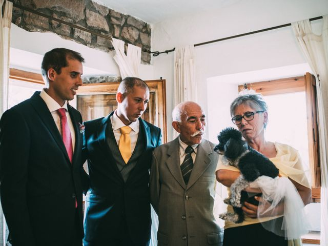 La boda de Ricky y Elizabeth en Perafita, Barcelona 16