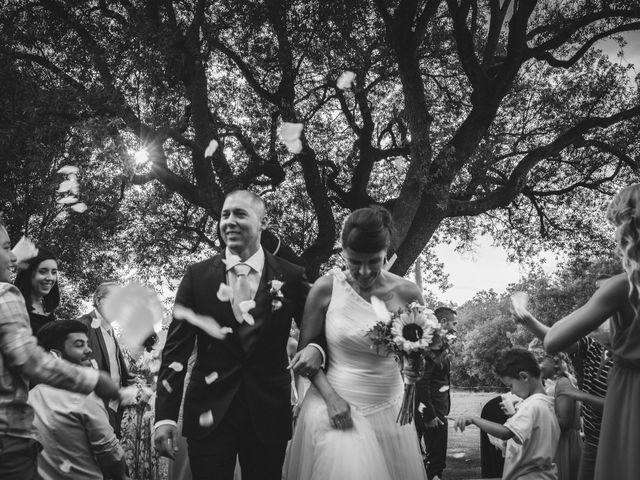 La boda de Ricky y Elizabeth en Perafita, Barcelona 19