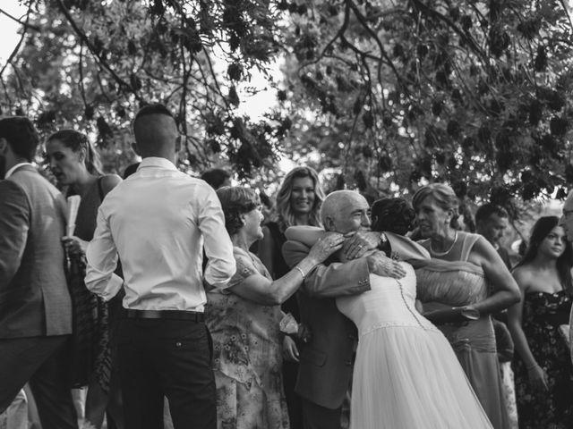 La boda de Ricky y Elizabeth en Perafita, Barcelona 23