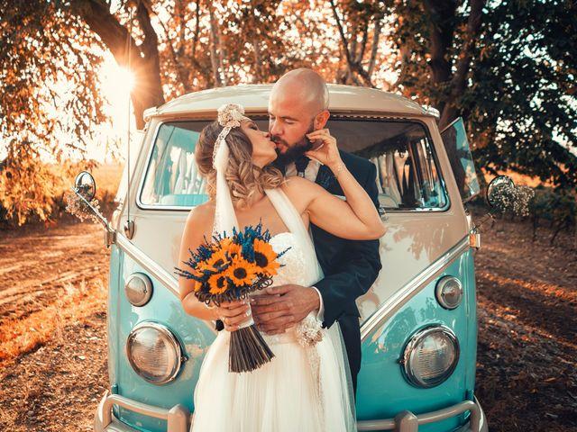 La boda de Fani y Toni