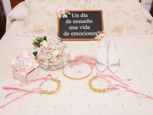 La boda de Juan y Cristina en Benamocarra, Málaga 10