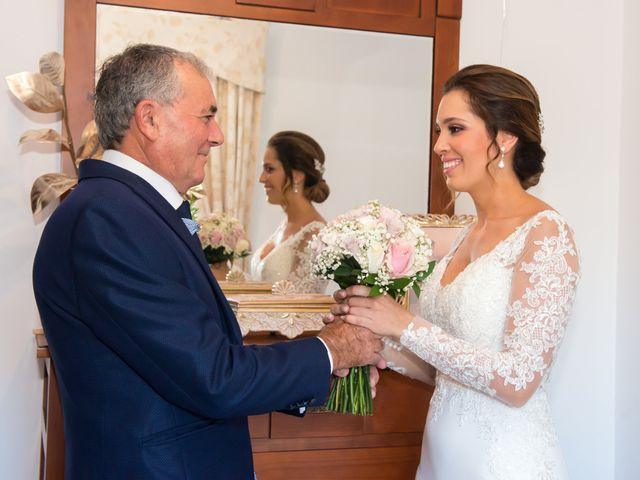 La boda de Juan y Cristina en Benamocarra, Málaga 15
