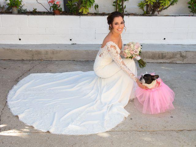 La boda de Juan y Cristina en Benamocarra, Málaga 16
