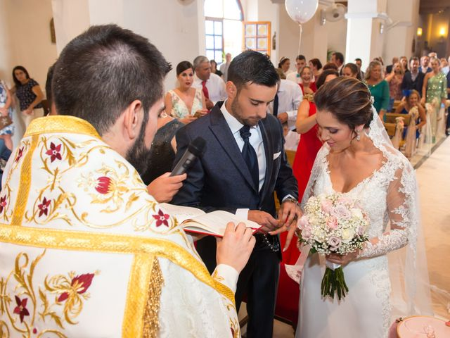 La boda de Juan y Cristina en Benamocarra, Málaga 20
