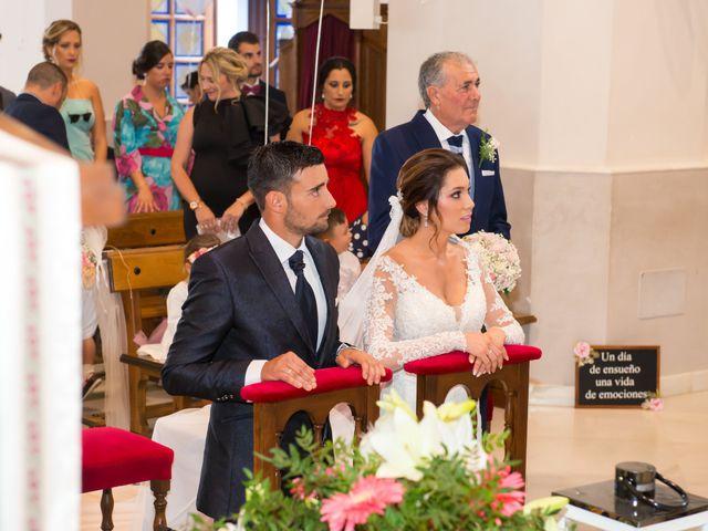 La boda de Juan y Cristina en Benamocarra, Málaga 21