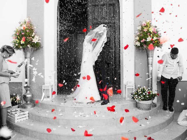 La boda de Juan y Cristina en Benamocarra, Málaga 22
