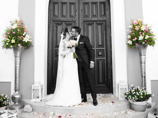 La boda de Juan y Cristina en Benamocarra, Málaga 24