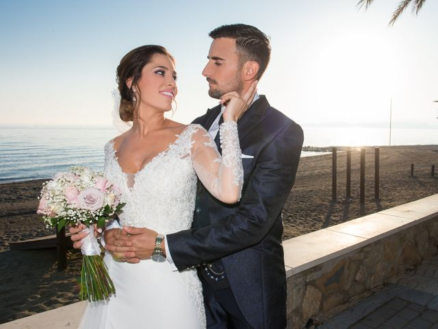 La boda de Juan y Cristina en Benamocarra, Málaga 25