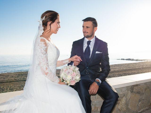 La boda de Juan y Cristina en Benamocarra, Málaga 27