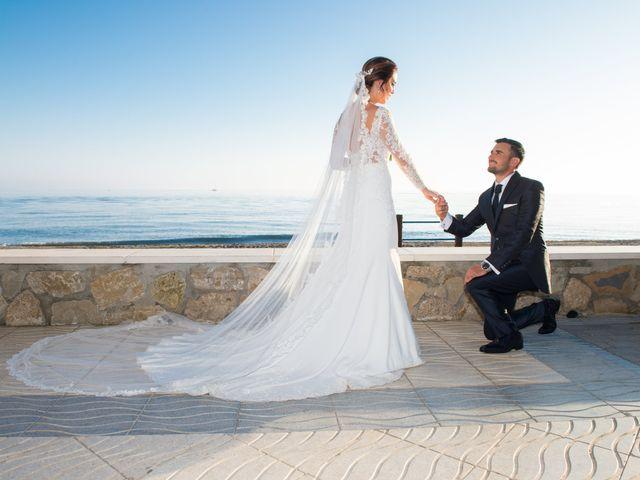 La boda de Juan y Cristina en Benamocarra, Málaga 28