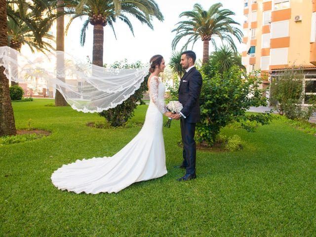 La boda de Juan y Cristina en Benamocarra, Málaga 30