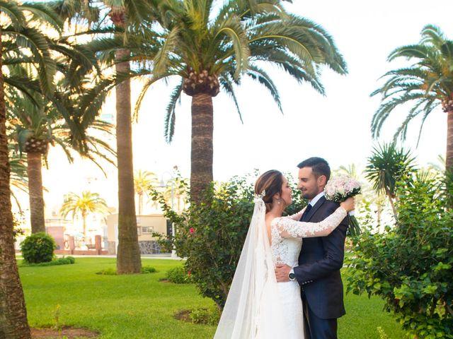 La boda de Juan y Cristina en Benamocarra, Málaga 31