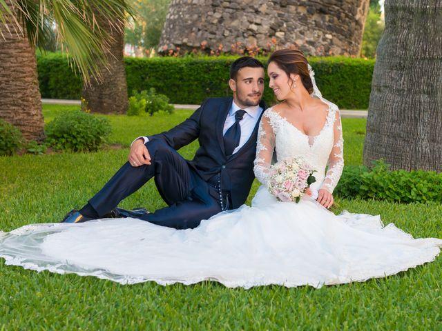 La boda de Juan y Cristina en Benamocarra, Málaga 32