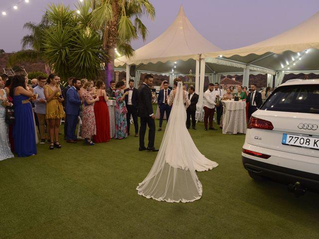 La boda de Juan y Cristina en Benamocarra, Málaga 34