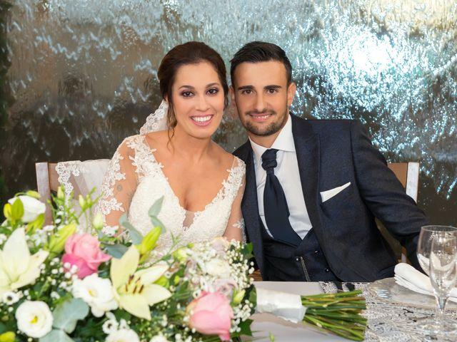 La boda de Juan y Cristina en Benamocarra, Málaga 40