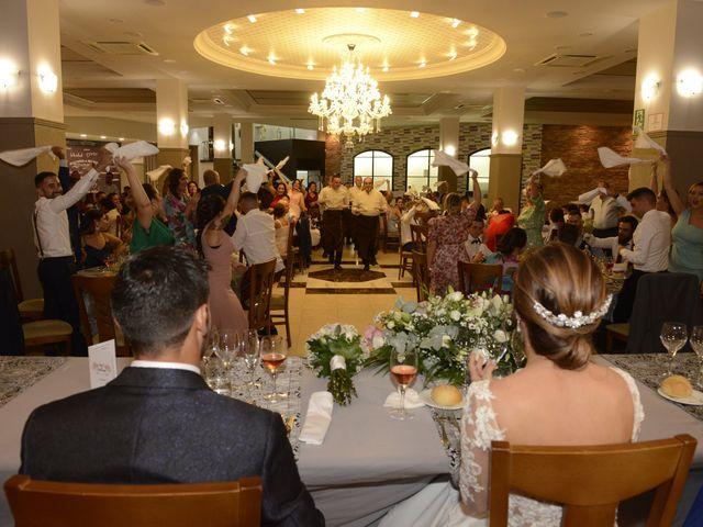 La boda de Juan y Cristina en Benamocarra, Málaga 41