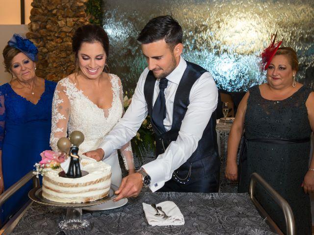 La boda de Juan y Cristina en Benamocarra, Málaga 42
