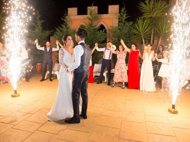 La boda de Juan y Cristina en Benamocarra, Málaga 45
