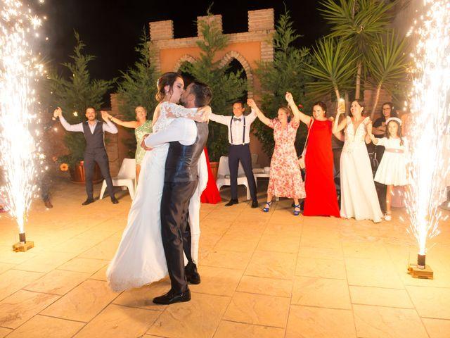 La boda de Juan y Cristina en Benamocarra, Málaga 46