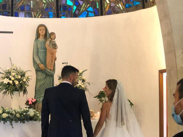 La boda de Fran  y Marina  en Tarragona, Tarragona 1