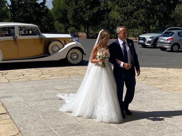 La boda de Fran  y Marina  en Tarragona, Tarragona 8