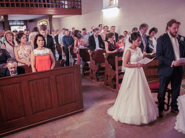 La boda de Adrien y Lin en Barcelona, Barcelona 2