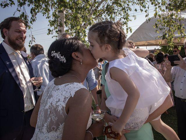 La boda de Adrien y Lin en Barcelona, Barcelona 14