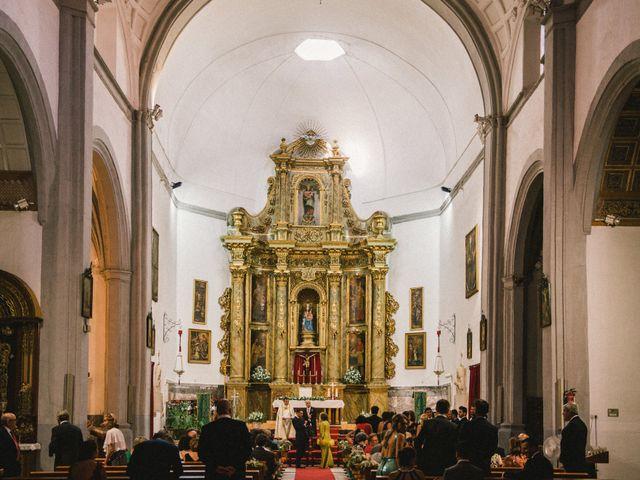 La boda de Manuel y Mar en Corte De Peleas, Badajoz 12