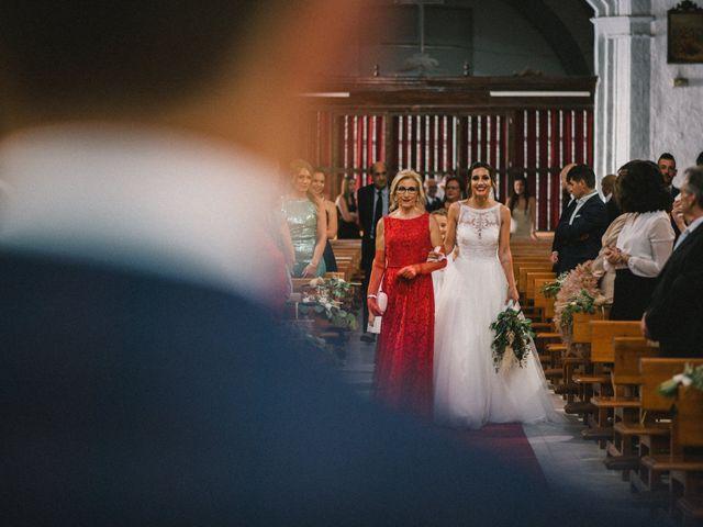 La boda de Manuel y Mar en Corte De Peleas, Badajoz 13