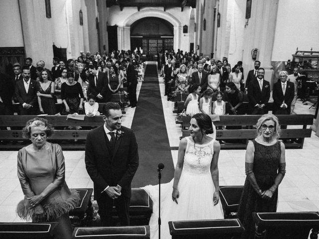 La boda de Manuel y Mar en Corte De Peleas, Badajoz 19