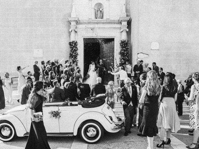 La boda de Manuel y Mar en Corte De Peleas, Badajoz 20