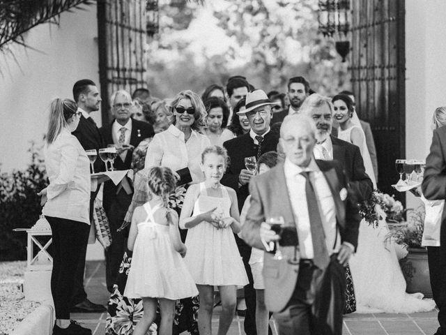 La boda de Manuel y Mar en Corte De Peleas, Badajoz 24
