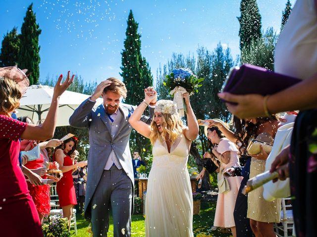 La boda de Aleta y Josep