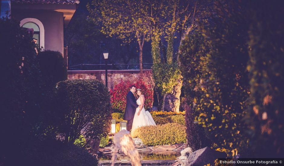 La boda de Sergio y Marian en Miraflores De La Sierra, Madrid