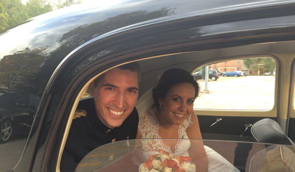 La boda de Paula y Antonio en Alcalá De Henares, Madrid