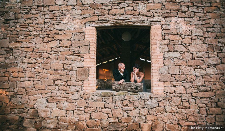 La boda de Ricky y Elizabeth en Perafita, Barcelona