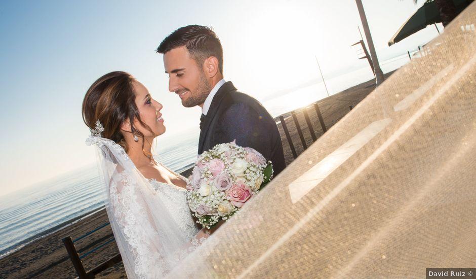 La boda de Juan y Cristina en Benamocarra, Málaga