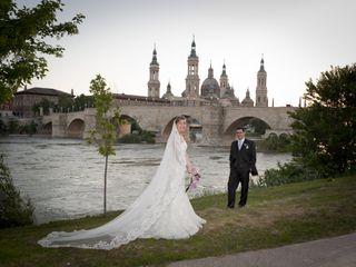 La boda de Álvaro y Pilar
