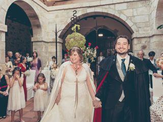 La boda de Almudena y Jon