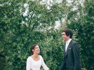 La boda de Clara y Fer