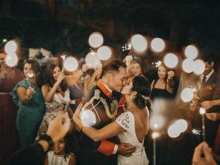 La boda de Rita y Carlos
