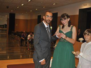 La boda de Ana Mari y Antonio