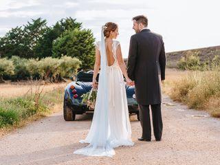 La boda de Maga y Luis